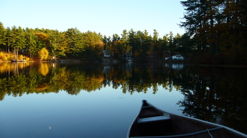 Mr Lake Frontsquare Pond In Shapleigh Maine Provides Perfect Setting For Lakeside Relaxation