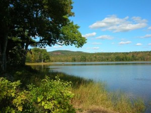 The Ponds of Union, Maine: Seven Tree, Crawford and Round Pond