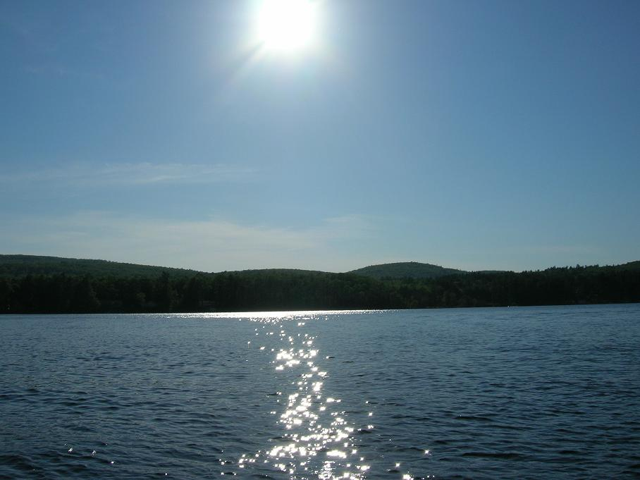 Experience World Class Fishing On Little Ossipee Lake In Waterboro Maine