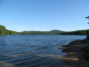 Lakefront Property Owners Enjoy Hikes In and Around Livermore, Maine