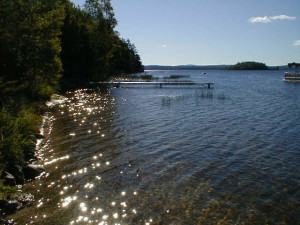 Lakefront Property Owners Learn of Effect Mining Has on Maine Lakes
