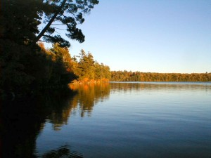 Lakefront Property Nature Lovers Enjoy Hikes In and Around Fayette, Maine