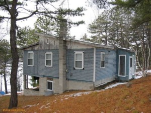 Carefree Living at Classic Lakefront Camp on Granny Kent Pond, Shapleigh, Maine