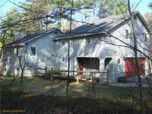 Family Friendly Lakefront Home For Sale on Horne Pond in Limington, Maine