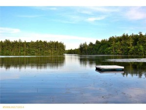 Wadleigh and Roberts Ponds, Lyman, Maine: Lakefront Property Owners Appreciate Two-fer One Deal