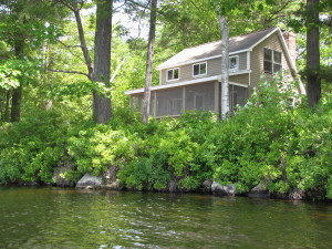 New Non-Conforming Structure Expansion Provision For Maine Lakefront Properties