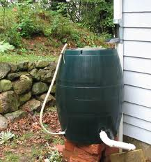 Lakefront Property Owners Use Rain Barrels To Help Prevent Poor Water Quality