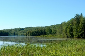 Lakefront Property Owners Enjoy Hikes In and Around Readfield, Maine