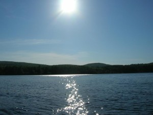 Little Ossipee Lake, Waterboro, and Moose Pond, Bridgton: Trophy Fishing in Maine Lakes