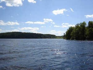 Slow the flow at your Maine Lakefront Property