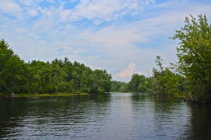 Maine Lakefront Property Owners Appreciate Songo River Success Story